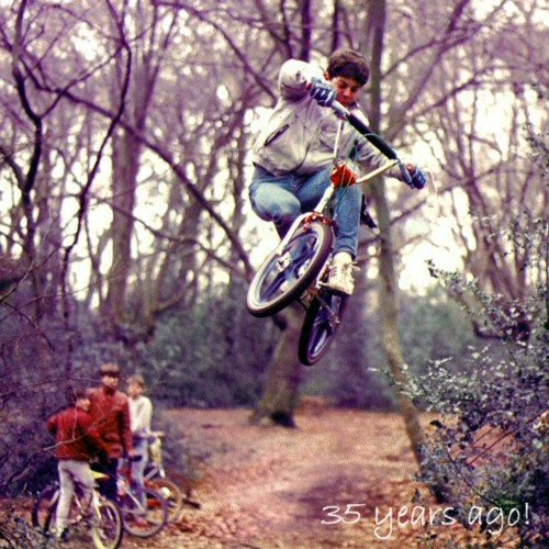 Max on Haro Freestyler 1982