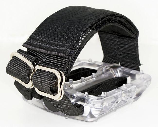VeloSolo - Restrap Horizontal Pedal Straps